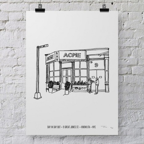 Coffee Illustrations by Massimo Mongiardo   Illustration et dessin   Scoop.it