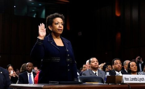 Loretta Lynch, in Confirmation Hearing, Defends Legality of Obama Immigration Action | United States Politics | Scoop.it