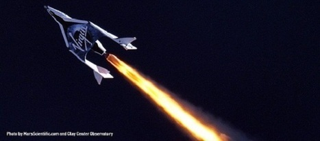 FAA Reviewing Virgin Galactic's License Application | Parabolic Arc | Exploration | Scoop.it