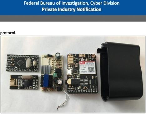 Beware of keystroke loggers disguised as USB phone chargers, FBI warns | LibertyE Global Renaissance | Scoop.it