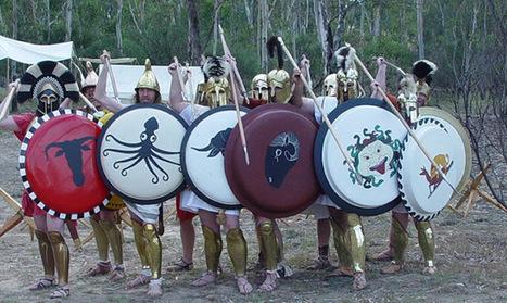 CASTRA IN LUSITANIA: 6 curiosidades curiosas sobre los hoplitas | Ganimedes | Scoop.it