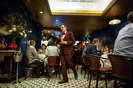 Restaurant Review: Carbone in Manhattan | The Butter | Scoop.it