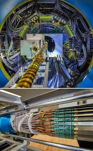 Big Chill Sets in as RHIC Physics Heats Up | Nuclear Physics | Scoop.it