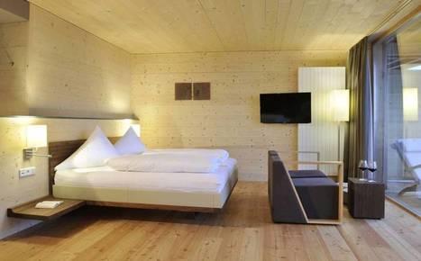 A good night's sleep: hotels get back to basics-Telegraph | Hotel | Scoop.it