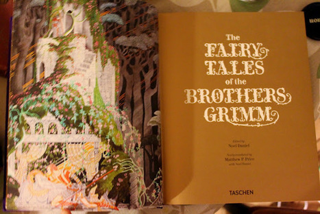 Silver Shoes & Rabbit Holes: The Fairy Tales of the Brothers Grimm ... | Fairy tales, Folklore, and Myths | Scoop.it