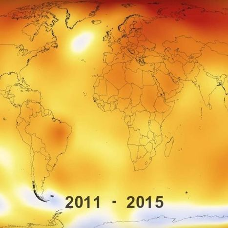 Not only was 2015 the warmest worldwide since records began, it shattered the previous record | Amazing Science | Scoop.it