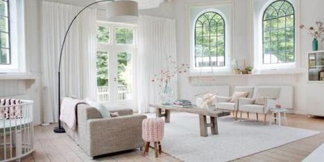 Du pastel pour une ancienne église | PLANETE DECO a homes world | habitat et deco | Scoop.it