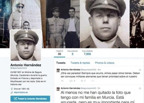 Aprende historia con Twitter y estas cuentas que narran hechos en tiempo real | Creativos Culturales | Scoop.it