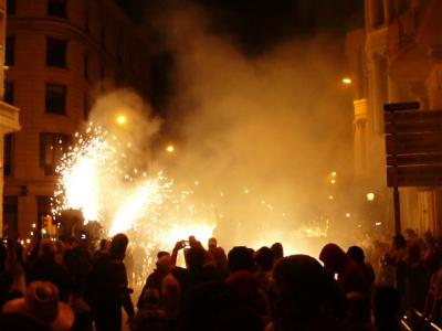 La fête de la Mercé à Barcelone - Vidéos et photos   Barcelone EXpérimental   Scoop.it
