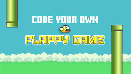 FLAPPY BIRTHDAY TO CODE.ORG | Educational Technology | Scoop.it
