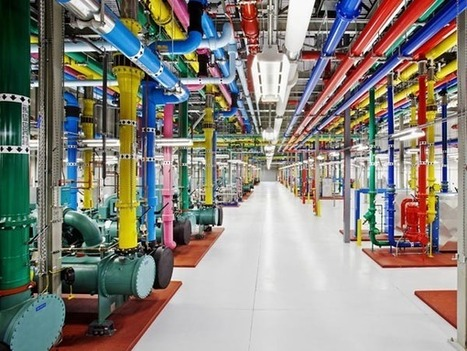 15 years on, Googlers reminisce about first data center | IT interest | Scoop.it