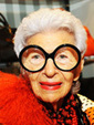 Iris Apfel on Signature Style, Beauty, and Aging Gracefully - Allure Magazine (blog) | Aging Well, Looking Good | Scoop.it