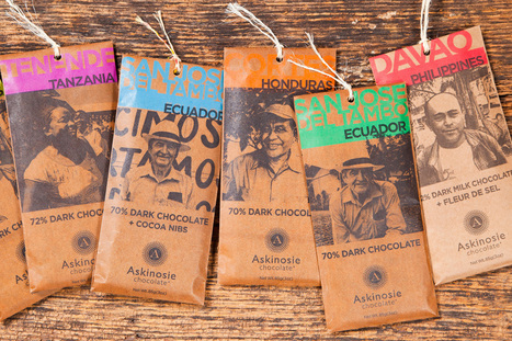 Bean-To-Bar Chocolate Makers Dare To Bare How It's Done : NPR | Everything Chocolate | Scoop.it