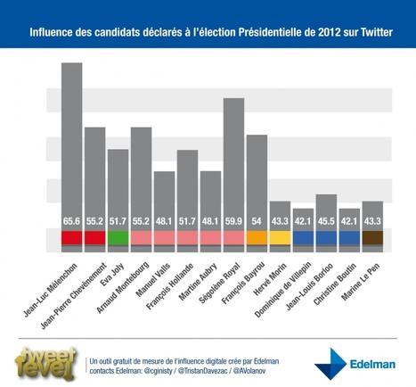 Edelman a lancé Tweetlevel et Bloglevel pour permettre au grand public de mesurer la réalité de l'influence. | SocialWebBusiness | Scoop.it