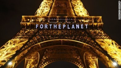 "Final draft of climate deal unveiled in Paris   - CNN.com (""1st time nations agreed"") 