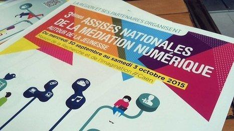 Les médiateurs numériques se réunissent à la Maison de la Recherche et de l'Imagination de Caen pour leurs 3èmes Assises Nationales | Innovation sociale | Scoop.it