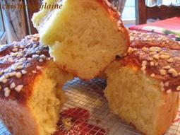 La brioche mousseline   recettes pour Kitchenaid   Scoop.it