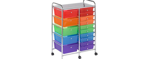 Role of Organizer Carts in Small Office Design | Office | Scoop.it