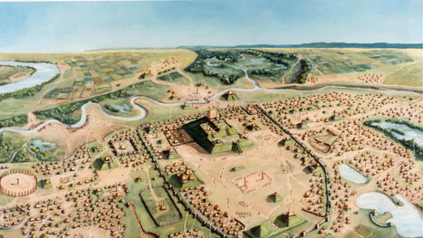 A mysterious fire transformed North America's greatest city in 1170 | Early Urbanization | Scoop.it