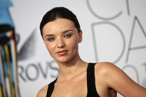 Miranda Kerr Kora: Supermodel Releases Organic Skin Care Products In Japan [PHOTOS] | Beauty | Scoop.it