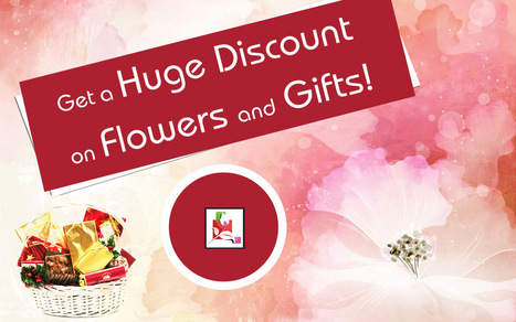 Get a huge discount on #flowers and gifts! | BlossomSquare online flowers delivery system | Scoop.it