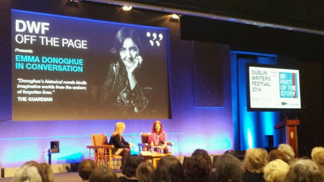 Emma Donoghue Wows Audience at The Printworks | The Irish Literary Times | Scoop.it
