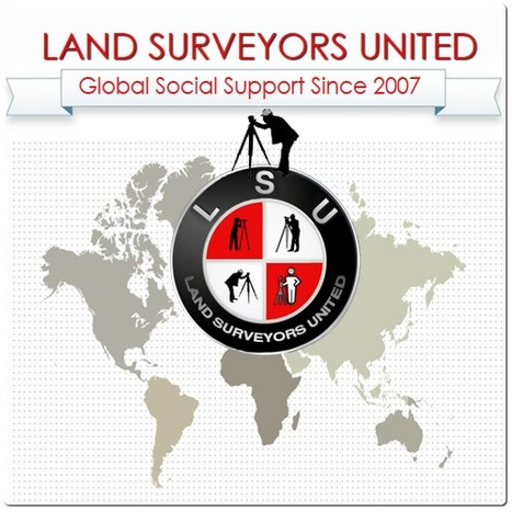 First time visiting Land Surveyors United? | Land Surveyors | Scoop.it