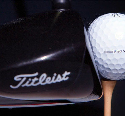 Amazing Slo-mo Footage of Driver Impacting Titleist Ball | Golf - Tools, Technologies, and Trends | Scoop.it