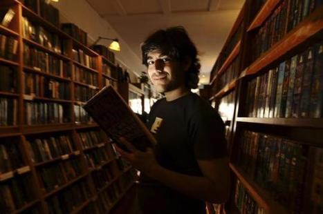 Ho sognato Aaron Swartz   Social Media Consultant 2012   Scoop.it