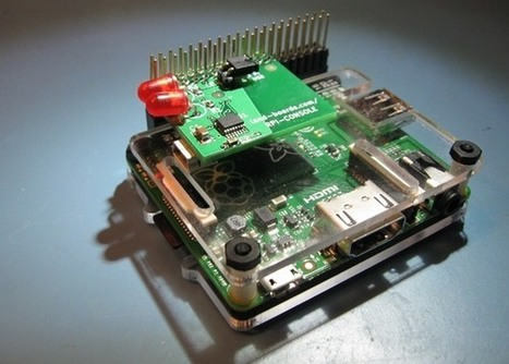 Raspberry Pi Console Card Allows You To Access The Mini PC Via Your Laptop (video) | Arduino, Netduino, Rasperry Pi! | Scoop.it
