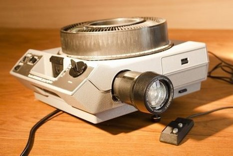 Vintage Kodak Etkagraphic Slide Projector | Antiques & Vintage Collectibles | Scoop.it
