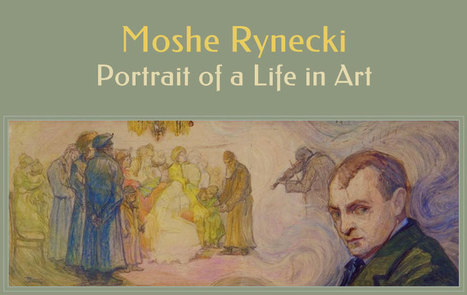Moshe Rynecki | Portrait of a Jewish-Polish Artist from Warsaw, Poland | The Arts and The Holocaust Then and Now | Scoop.it