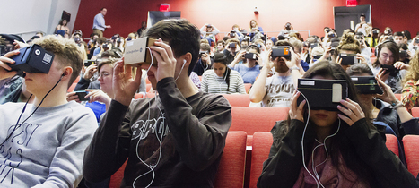 Mature Enough? Arizona Univ Letting Students Earn A Bachelors Degree In #VR - originally begun in 1991 | Pervasive Entertainment Times | Scoop.it
