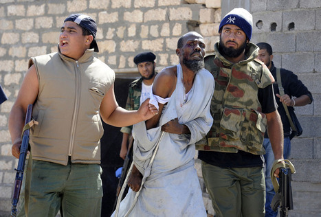 Vulnerable Dignity, Enchained Rights: On a Suggestion by Maximilian Forte #Libya #NATO #UN #Racism | Saif al Islam | Scoop.it