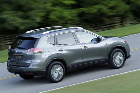 """All-New Nissan Rogue crossover included among Kiplinger's """"2014 Best Value Awards"""" winners 