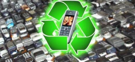 Algunos tips para reciclar tu celular viejito - Diario de Morelos   Mi mundo verde   Scoop.it