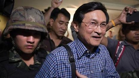 Troops seize defiant minister who blasted Thai coup - The Australian | Thailand | Scoop.it