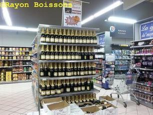 Dans le rétro: un #Leclerc a vendu du champagne à... 5,95 € ! | Vos Clés de la Cave | Scoop.it
