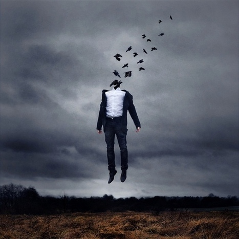 Dramatic & Surreal Portraits That Evoke Fantasy Worlds | Communication design | Scoop.it