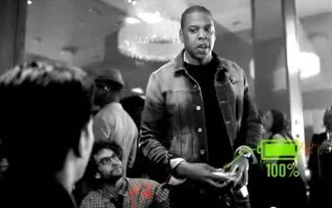 Jay-Z Stays Charged in New Ad for Duracell Powermat (Video) | Tracking Transmedia | Scoop.it