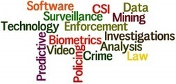 """Biometrics, Iris Recognition, Video Analysis & Predictive Software - """"Most Wanted Police Tech 2014""""   Law Enforcement Software   Scoop.it"""
