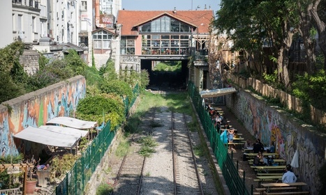 The Petite Ceinture: the battle over Paris's abandoned railway | Innate Ecology | Scoop.it