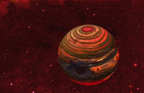 Stormy Weather: Brown Dwarf Star Could Model Extra-Solar Planet Atmosphere | Planets, Stars, rockets and Space | Scoop.it