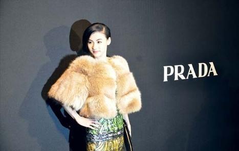 Prada considère toujours le marché du luxe chinois comme un moteur de son expansion | Actualité économique du luxe | Scoop.it