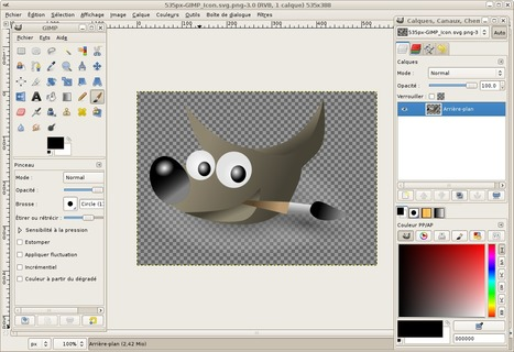 Gimp, documentation française en PDF | GIMP | Scoop.it