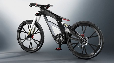 Audi e-Bike | What Surrounds You | Scoop.it