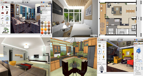 Some Useful Cad Software For Interior Designers | BIM Forum | Scoop.it