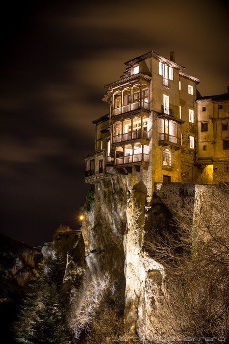 Cuenca hanging houses by Sergio Ruiz | Mis imágenes | Scoop.it