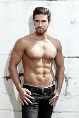 Mister Lebanon, Ali Hammoud, wins Mister Inernational2012 | Gay Entertainment | Scoop.it