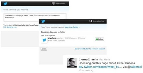 How To Create A Twitter Share Link To Use Anywhere - Business 2 Community | Digital-News on Scoop.it today | Scoop.it